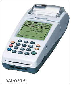 Verifone NURIT 8000